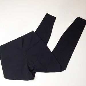 Lululemon High Rise Black Skinny 8 Leggings